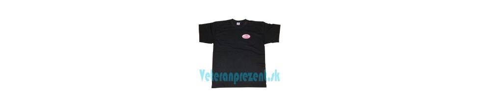 Tričko Jawa čierne
